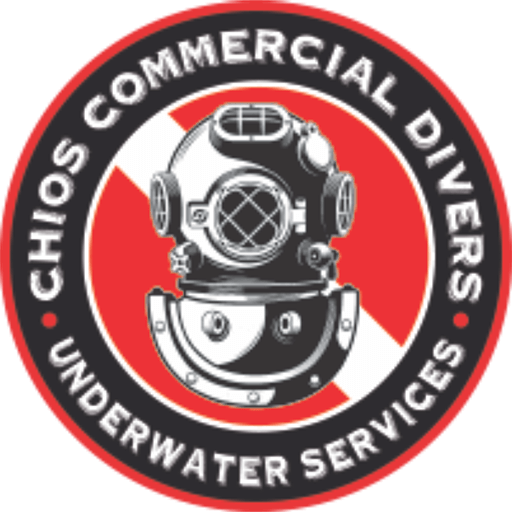CHIOS COMMERCIAL DIVERS UNDERWATER JOB DONE